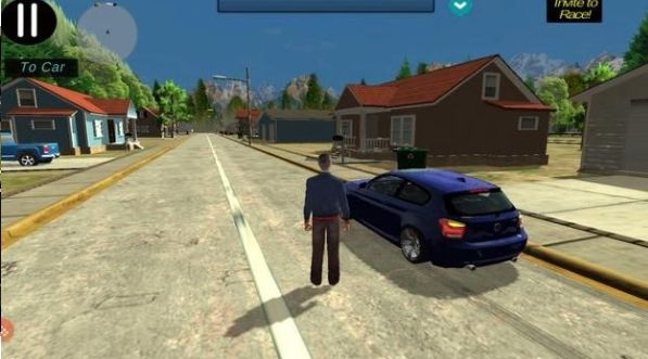 真实自动挡停车模拟器无限金币破解版下载图1: