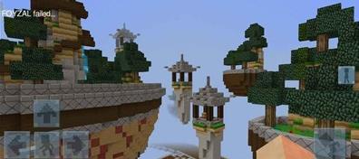 我的世界空岛战争游戏安卓版(sky wars)图1: