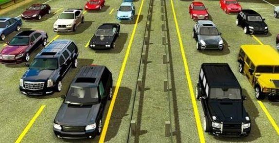 真实自动挡停车模拟器无限金币破解版下载图4:
