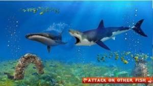 巨齿鲨袭击安卓版图2