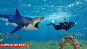 巨齿鲨袭击安卓版图4