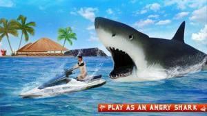 巨齿鲨袭击安卓版图1
