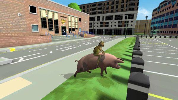 喳喳呱疯狂青蛙游戏下载安卓最新版图2: