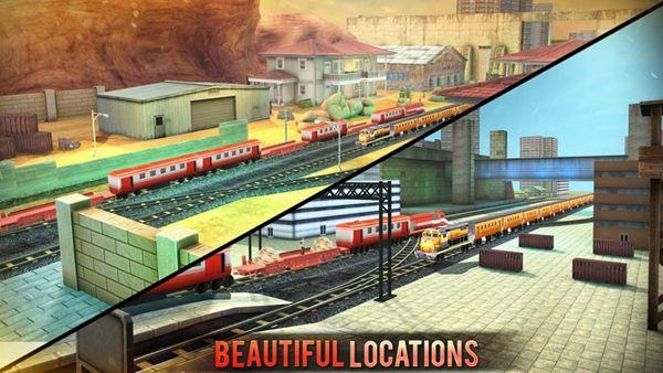 火车狙击手3D手机游戏安卓官方版图2: