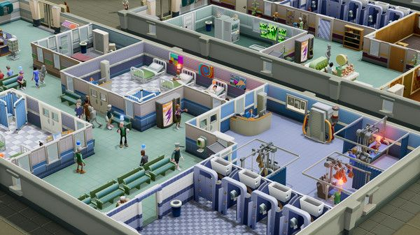 Two Point Hospital手机游戏官方正版下载地址图4: