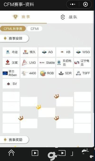 CFM观赛助手app图4