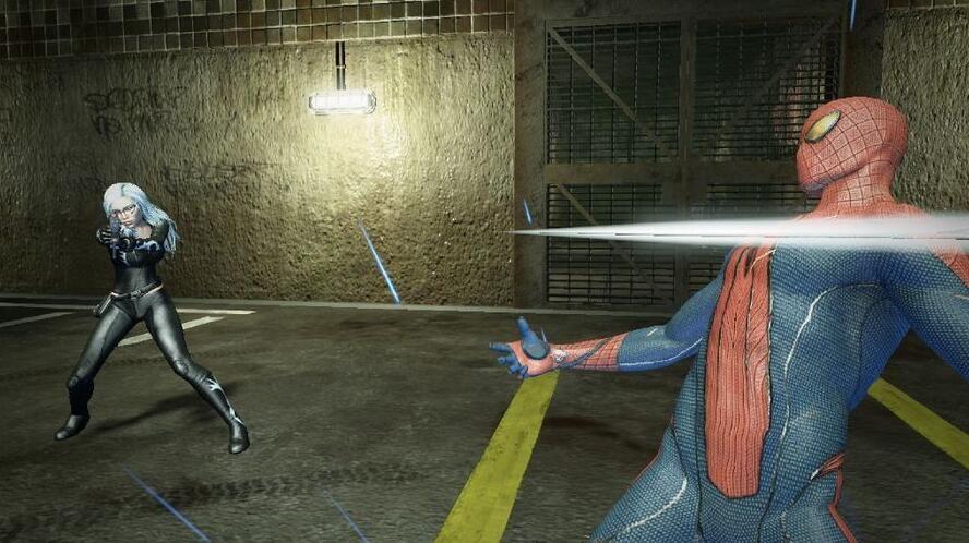 蜘蛛侠自由模拟器