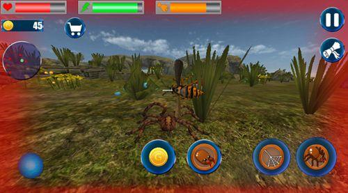 昆虫蜘蛛模拟器安卓官方版游戏下载图4: