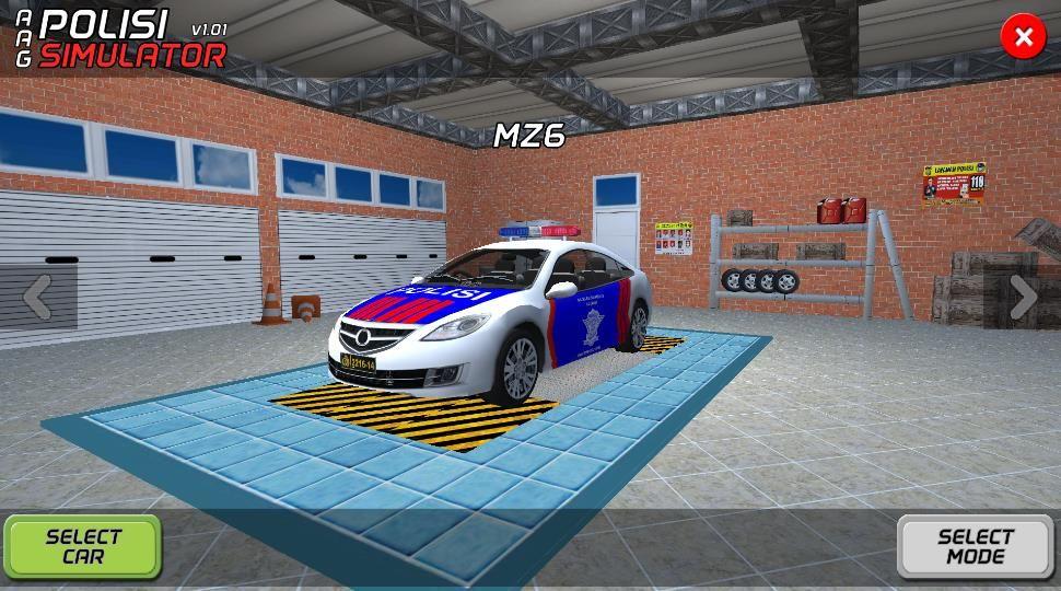 AAG警察模拟器手机游戏官方版下载(AAG Police Simulator)图1: