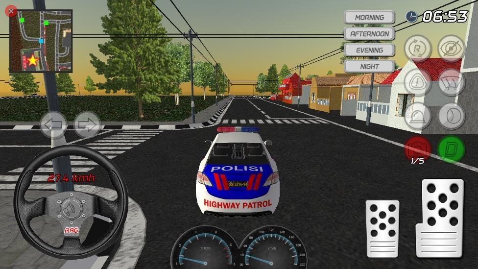 AAG警察模拟器手机游戏官方版下载(AAG Police Simulator)图4: