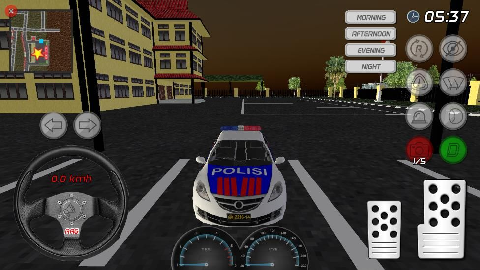 AAG警察模拟器手机游戏官方版下载(AAG Police Simulator)图2: