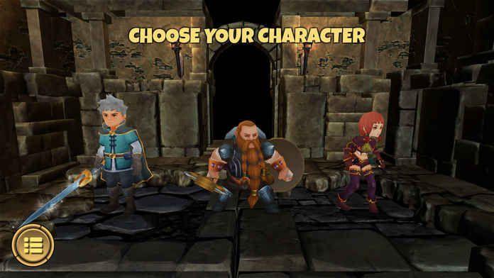 Treasure Hunter Dungeon Fight手机版IOS苹果版免费正版下载地址(宝藏猎人地下城之战)图4: