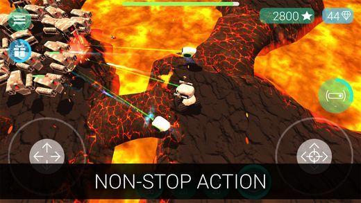 赛博领域无限金币中文内购修改版游戏图3: