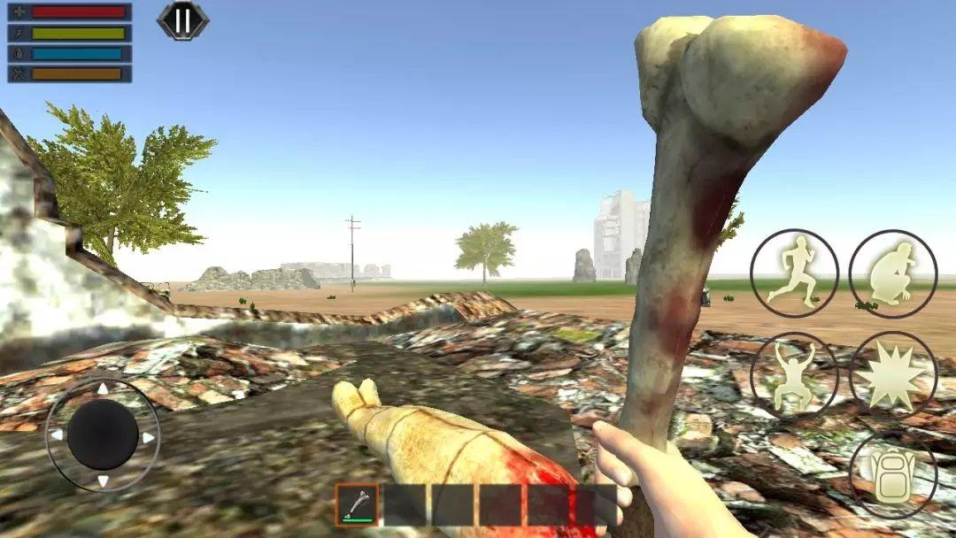 侏罗纪恐龙岛生存中文汉化版游戏下载图2: