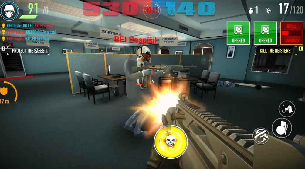 PAYDAY Crime War正版游戏官方网站下载图3: