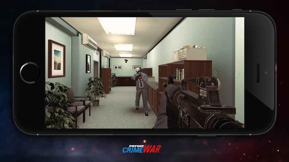 PAYDAY Crime War正版游戏官方网站下载图5: