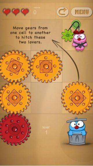 齿轮在一起2中文汉化安卓版游戏下载图2: