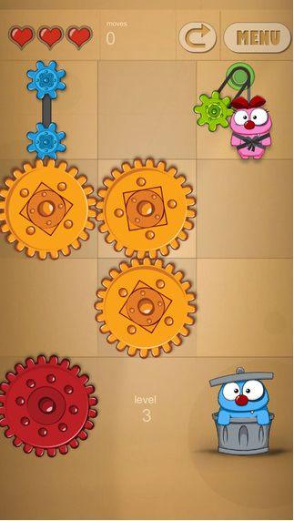 齿轮在一起2中文汉化安卓版游戏下载图4: