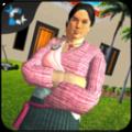 虚拟奶奶家庭模拟器中文版