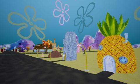 海绵宝宝海底大冒险手机游戏安卓版图2: