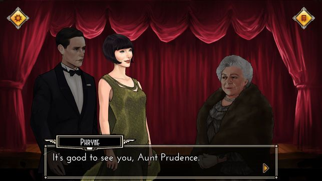 费雪小姐与死亡迷宫中文游戏全剧情解锁安卓完整版图1: