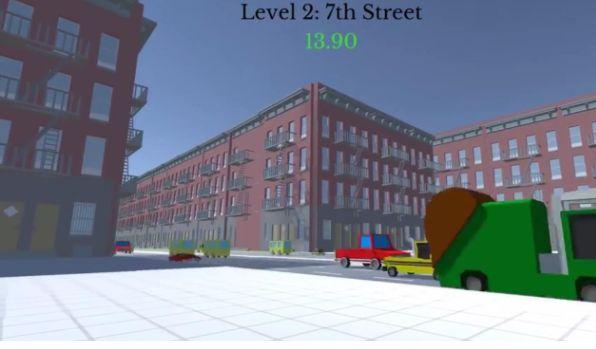 屌德斯模拟过马路玩手机下载安卓版游戏图2: