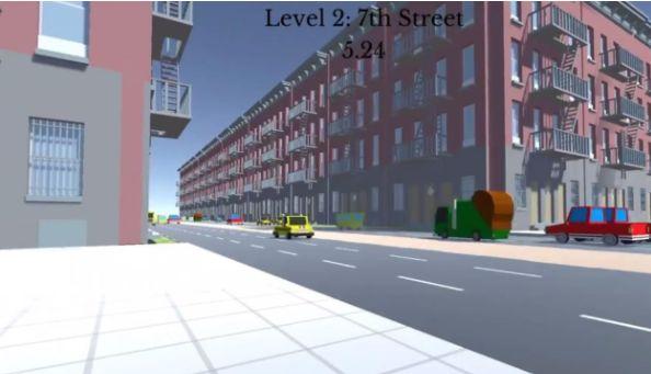 屌德斯模拟过马路玩手机下载安卓版游戏图1: