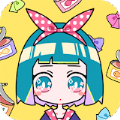 Cute Girl Avatar Maker游戏