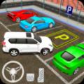 普拉多停車城市車道安卓版