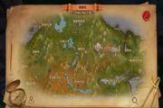 万王之王3D迷雾沼泽在哪?迷雾沼泽风景位置分享[多图]