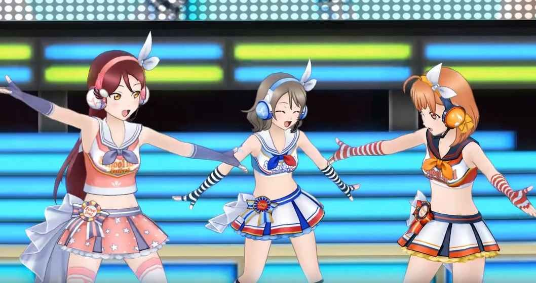 LoveLive学园偶像祭全明星手游官网版下载最新正式版图4: