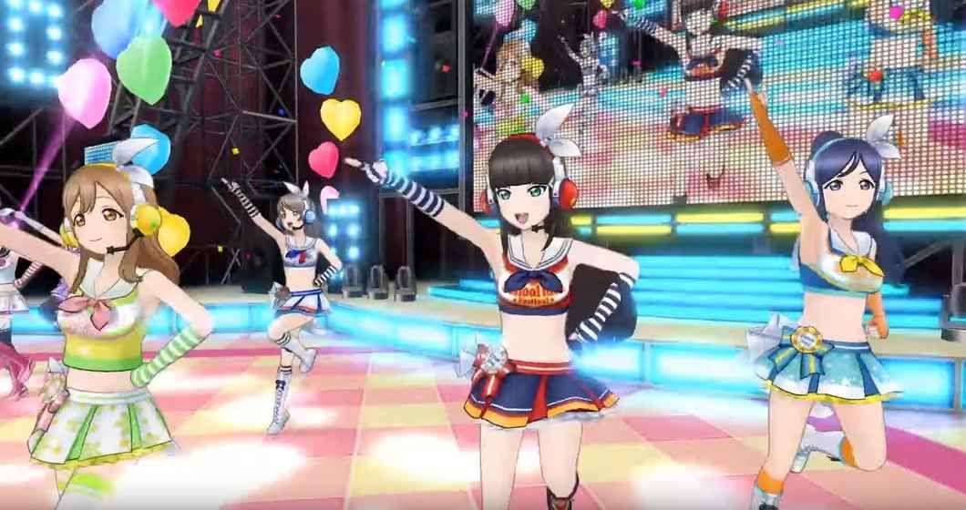 LoveLive学园偶像祭全明星手游官网版下载最新正式版图2: