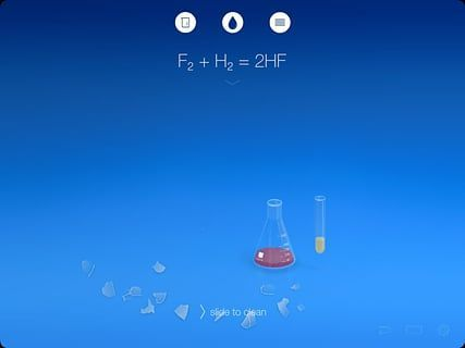 Chemist虚拟化学实验室中文汉化版游戏下载图2: