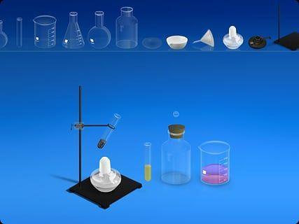 Chemist虚拟化学实验室中文汉化版游戏下载图3: