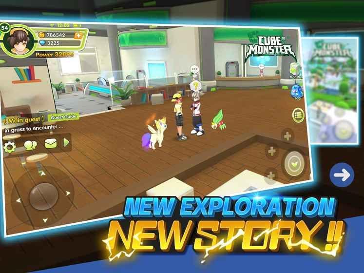 Monster Trainer游戏官方网站下载正式版图5: