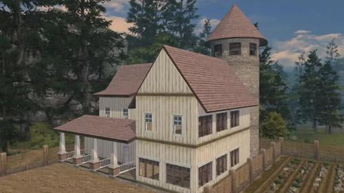 明日之后灯塔房设计图纸大全:海王灯塔房子建造攻略[视频][多图]图片1