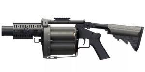 和平精英火力对决模式武器介绍:火力对决模式重火力武器大全图片3