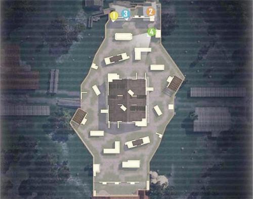 刺激战场新版本运输船地图上线 大菠萝全地图刷新[视频][多图]图片1