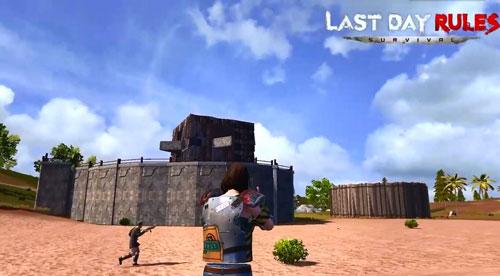 沙盒生存射击游戏《Last Day Rules》国内厂商的出海之作[多图]图片5