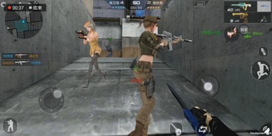 CF手游新增紫色武器介绍 AK47-玫瑰来袭[视频][多图]图片7