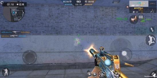 CF手游新增紫色武器介绍 AK47-玫瑰来袭[视频][多图]图片4