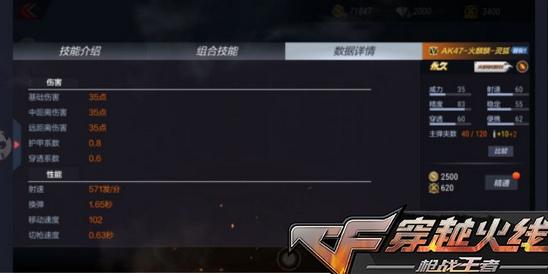 CF手游新武器火麒麟-灵狐上线 火麒麟-灵狐武器介绍[视频][多图]图片3