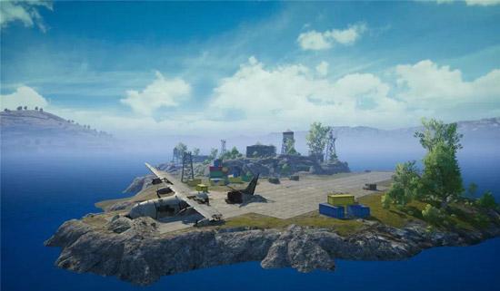 和平精英海岛出生岛即将上线!全新枪械MP5K首曝[视频][多图]图片1