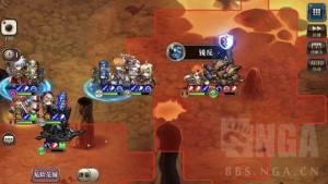 梦幻模拟战手游援护防御怎么打?初级考试援护防御攻略图片5