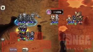 梦幻模拟战手游援护防御怎么打?初级考试援护防御攻略图片4