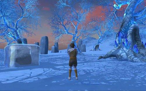 创造与魔法北境大陆 冰龙BOSS曝光[视频][多图]图片2
