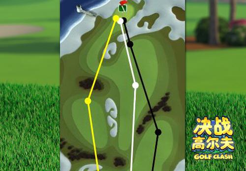 《决战高尔夫》金冠争夺赛火爆开启[视频][多图]图片2