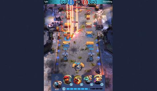 战争机器Q版移植《战争机器POP!》手游8月22日发布![视频][多图]图片14