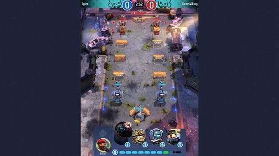 战争机器Q版移植《战争机器POP!》手游8月22日发布![视频][多图]图片15