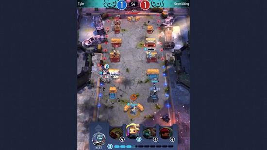 战争机器Q版移植《战争机器POP!》手游8月22日发布![视频][多图]图片17